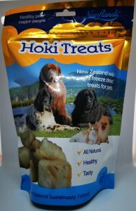60g Hoki freeze dried treat