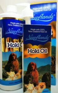Hoki fish Oil